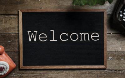 Welcome письмо в сервисе Mailerlite